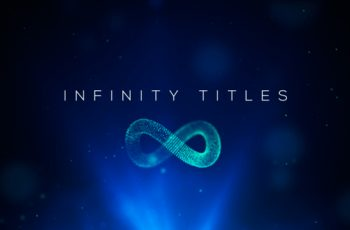 4k Cinematic Infinity Titles - Download Videohive 21797168