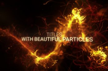 Abstract Particles Titles Trailer - Download Videohive 20606970