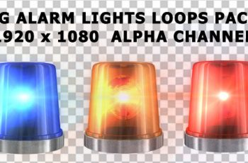 Alarm Lights Pack - Download Videohive 7687900