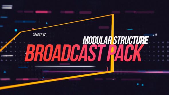 Broadcast Promo 4K - Download Videohive 20731575