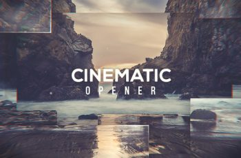 Cinematic Opener - Download Videohive 20919497