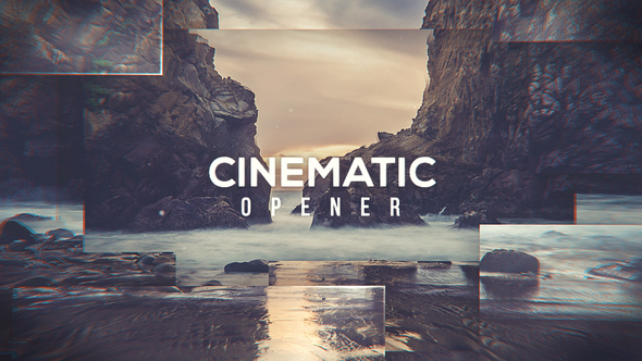 Cinematic Opener - Download Videohive 20919497