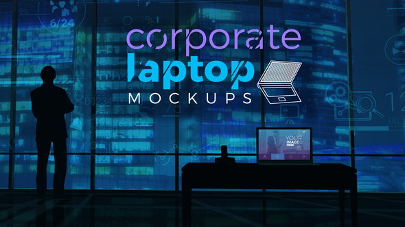 Corporate Laptop Mockups - Download Videohive 21807560