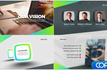 Corporate Presentation - Download Videohive 13675916