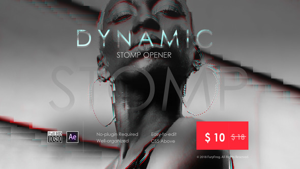 Dynamic Stomp Opener - Download Videohive 21601936