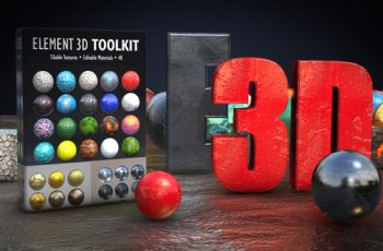 Element 3D Toolkit - Download Videohive 21495883