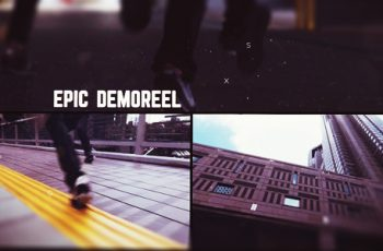Epic Video Demo Reel - Download Videohive 17260443