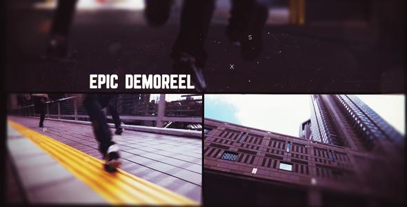 Epic Video Demo Reel - Download Videohive 17260443