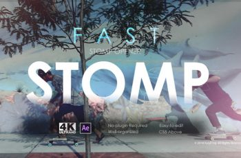 Fast Stomp Opener - Download Videohive 21567069