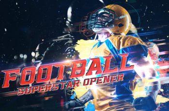 Football Superstar Opener - Download Videohive 21583697