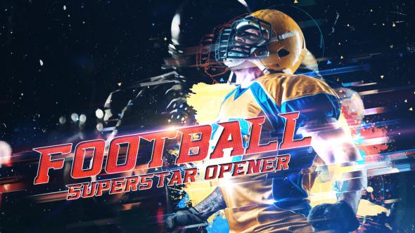 Football Superstar Opener - Download Videohive 21583697