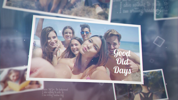 Good Old Days - Download Videohive 21753519