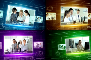 Hi Tech Corporate Slideshow - Download Videohive 13498261