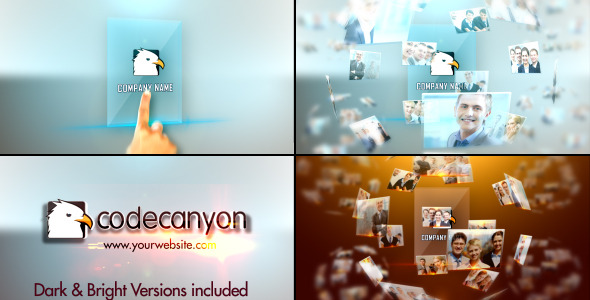 Hi Tech Logo Opener - Download Videohive 8058995