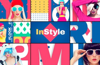 In Style // Fashion Show Package - Download Videohive 17474283
