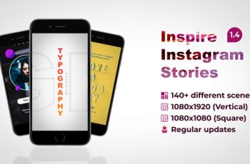 Inspire Instagram Stories - Download Videohive 21652409