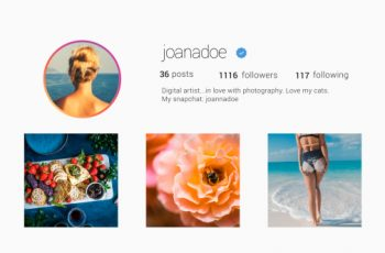 Instagram Promo - Download Videohive 20219345