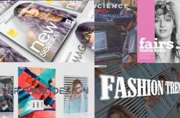 Magazine Promo - Download Videohive 21162885