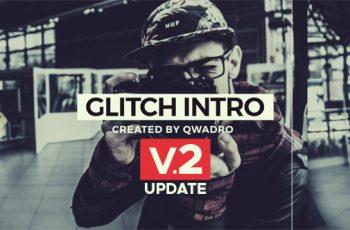 Modern Glitch Intro - Download Videohive 19336232
