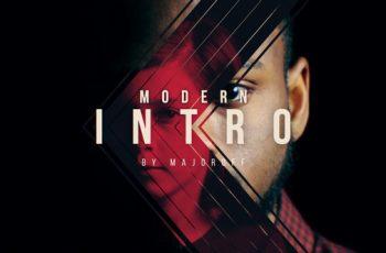 Modern Intro - Download Videohive 21723499