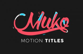 Motion Titles Animated - Download Videohive 21586068