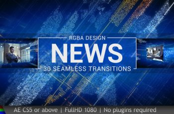 News Transitions - Download Videohive 19466316
