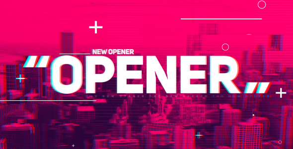 Opener - Download Videohive 21278488