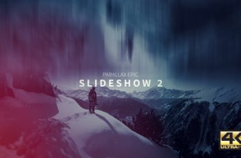 Parallax Epic Slideshow II - Download Videohive 19207946