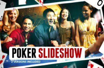 Poker Gambling Cards Slideshow - Download Videohive 9983000
