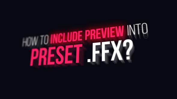 Preview Designer FFX - Download Videohive 21252183