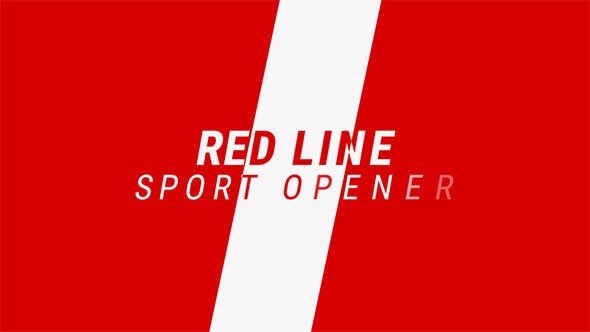 Red Line / Sport Promo - Download Videohive 15204708