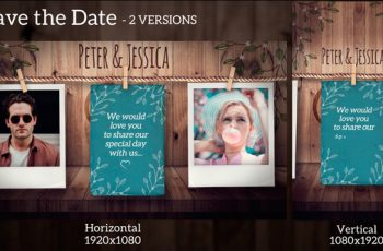 Save the Date - Download Videohive 21756274