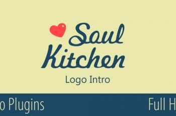 Soul Kitchen Logo Intro - Download Videohive 14484085