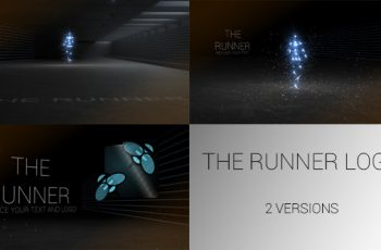 The Runner Logo - Download Videohive 7755406
