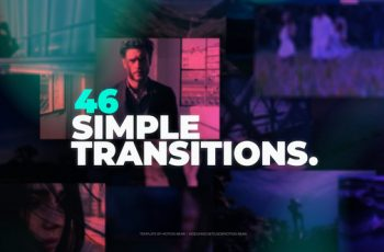 Transitions - Download Videohive 21651039