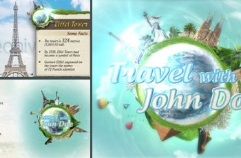 Travel Show Pack - Download Videohive 14751891