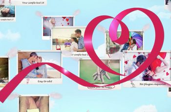 Valentine's Day Slideshow - Download Videohive 15235240