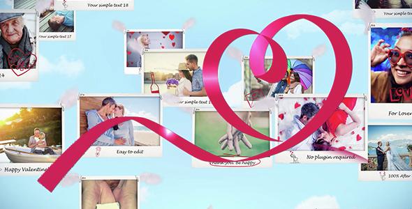 Valentine's Day Slideshow - Download Videohive 15235240