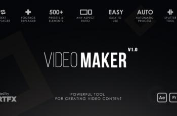 Video Maker - Download Videohive 21801650