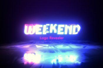 Weekend Logo Revealer - Download Videohive 21588639