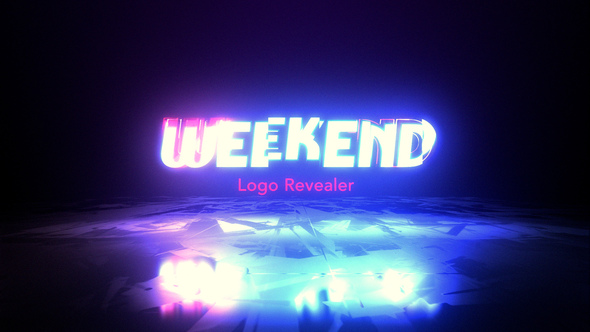 Weekend Logo Revealer - Download Videohive 21588639