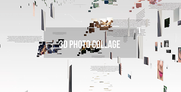 3D Photo Gallery - Download Videohive 15706572
