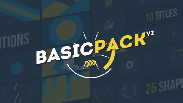 Basic Pack - Download Videohive 21709920