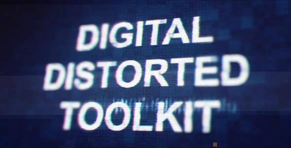 Digital Distorted Toolkit - Download Videohive 7864148