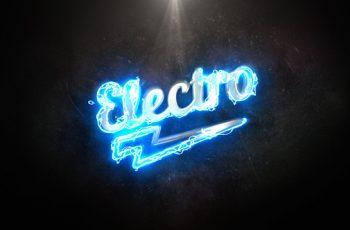 Electro Light Logo - Download Videohive 21846203