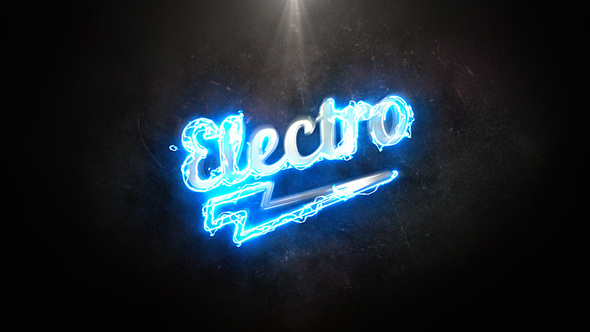 Electro Light Logo - Download Videohive 21846203