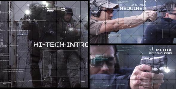 Futuristic Action - Download Videohive 18271660