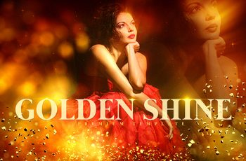 Golden Shine - Download Videohive 18042616