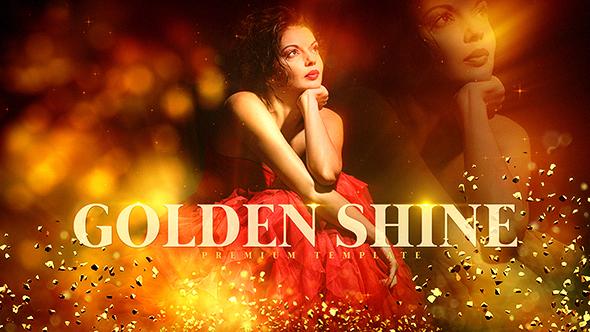 Golden Shine - Download Videohive 18042616