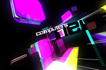 Hi-tech color cubes - Download Videohive 2245159